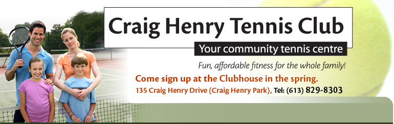 Craig Henry Tennis Club