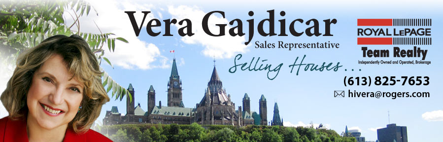 Vera Gajdicar Sales Representative Royal LePage Team Realty